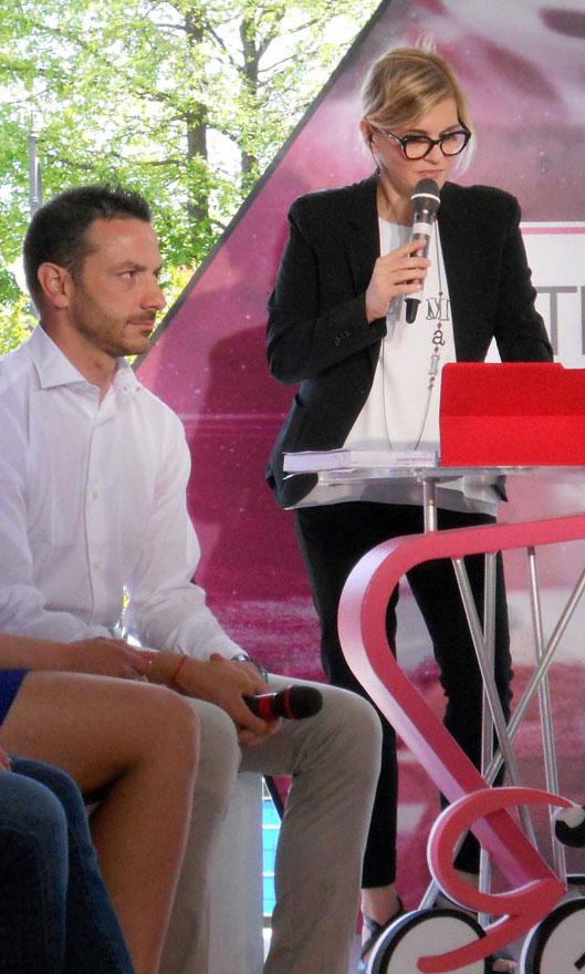 Anteprima Giro, RAI | Iader Fabbri
